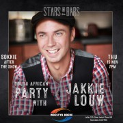 Stars N Bars South African Party feat. Jakkie Louw |