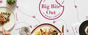Jumeirah Restaurant Week 2017: Pop-Up Experience -  Madinat Jumeirah's Big Bite Out