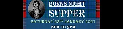 Fibber Magee's Burns Night Supper