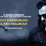 Guy Manoukian and Ara Malikian in Concert