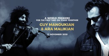Guy Manoukian and Ara Malikian in Concert