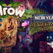 Soho Beach DXB NYE 2019 Party w Elrow & and Dixon