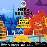 Candypants Mega Brunch Dec 2020