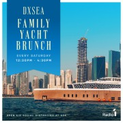 Lotus Mega Yacht Saturday Family Brunch 2020