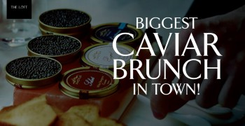 Lofty Caviar Brunch