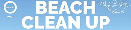Zero Gravity Beach Clean Up