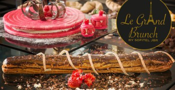 A.O.C. French Brasserie: Le Grand Friday Brunch