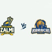 PSL 2019: Peshawar Zalmi v Karachi Kings - 21 Feb