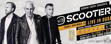 DXB 9020 FEST: Scooter & Eiffel 65 Live in Dubai