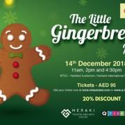 Lollipop Theatre presents The Little Gingerbread Man