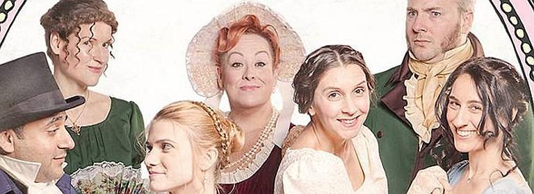 Valentine's Special: Jane Austen Unscripted