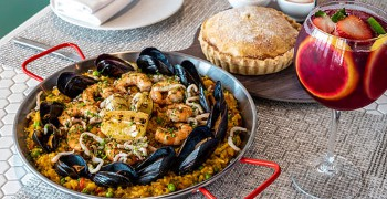 The Fish House Paella Night
