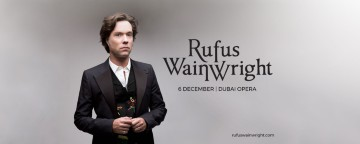 Rufus Wainwright Live in Dubai