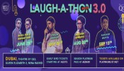 LAUGH-A-THON 3.0 w/ Rahul Dua & Nishant Suri
