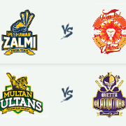 PSL 2019: Peshawar Zalmi v Islamabad United & Multan Sultans v Quetta Gladiators - 1 Mar