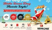 The Very 1st Bidis Xmas Day Aussie Style!