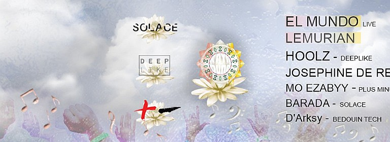 Ceremonize by Kaynouna X Deep Like X Plus Minus X Solace