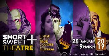Short+Sweet Theatre Festival 2019