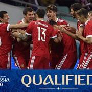 Russia v Egypt - 2018 FIFA World Cup Russia