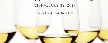 The Tasting Class presents White Wines with Style