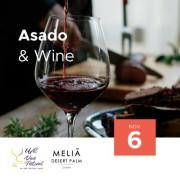 UAE Vine Festival Nov 2021: Asado & Wine