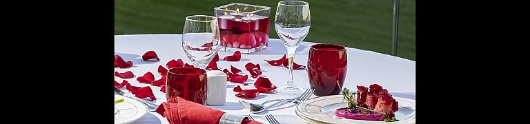 The Meydan Hotel: Savour The Romance