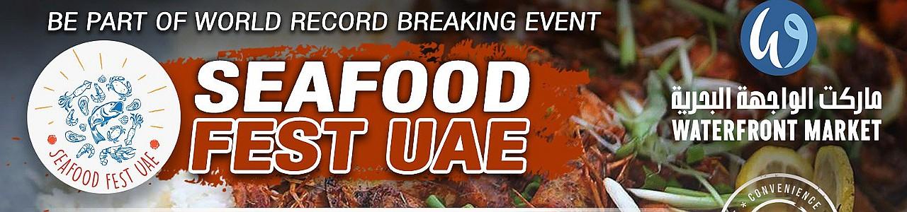 Waterfront Market Seafood Fest UAE 2018