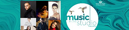 Music in the Studio 2019: Mary Bevan and Amira Fouad Festive Concert