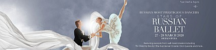 Stars of Russia Ballet - CANCELLED