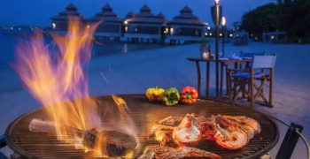 Anantara The Palm Dubai Resort Sizzlers Barbecue