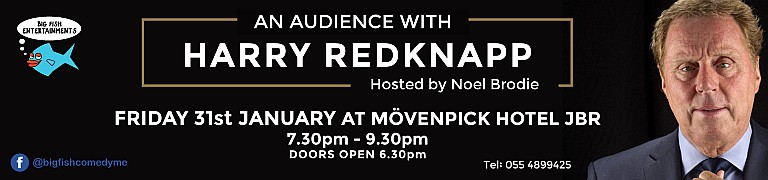 An Audience with Harry Redknapp - One Night Only