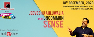 Funny Side-Up Season 4: Jeeveshu Ahluwalia with Uncommon Sense