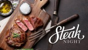 Plantation Brasserie, Bar & Terrace Steak Night