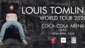 Louis Tomlinson Walls World Tour 2020