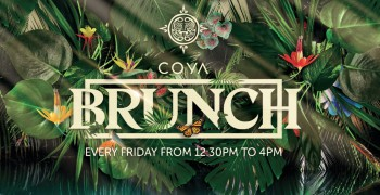 COYA Friday Brunch