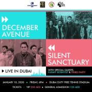 December Avenue & Silent Sanctuary in Dubai 2020