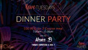 Love Tuesday Ladies Night & Dinner Party