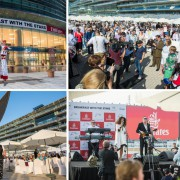 Dubai World Cup 2018: Breakfast With The Stars