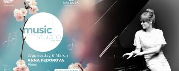 Music in the Studio 2019: Anna Fedorova