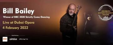 Bill Bailey Live at Dubai Opera