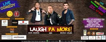 Laugh Pa More - Nov 2018