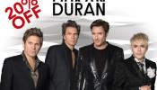 Emirates Airline Dubai Jazz Festival 2018 presents Duran Duran & Renegade Brass Band - Day 1