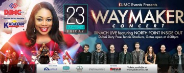 WayMaker w/ SINACH Live & North Point InsideOut