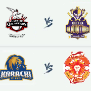PSL 2019: Lahore Qalandars v Quetta Gladiators & Karachi Kings v Islamabad United - 27 Feb