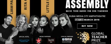 The Assembly: feat Little Mix, Rita Ora & Liam Payne