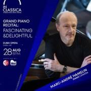 InClassica International Music Festival: Grand Piano Recital: Fascinating & Delightful