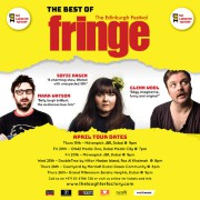 The Laughter Factory pres The Best of The Edinburgh Fringe Festival feat. Glenn Wool, Sofie Hagen & Mark Watson - RAK April 2018