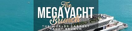 Lotus Mega Yacht DXSEA Friday Party Brunch 2020