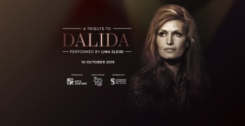 A Tribute to Dalida performed by Lina Sleibi