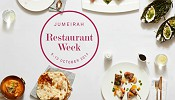 Jumeirah Restaurant Week 2017: The Noodle House MJ 3 Course Menu